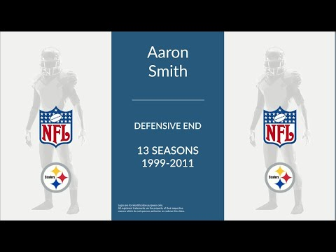 Aaron Smith: Football Defensive End