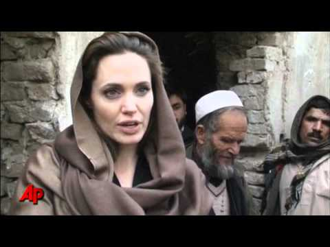 Angelina Jolie's Afghanistan Mission