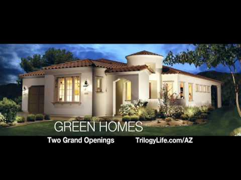 shea homes arizona trilogy combo youtube. Black Bedroom Furniture Sets. Home Design Ideas