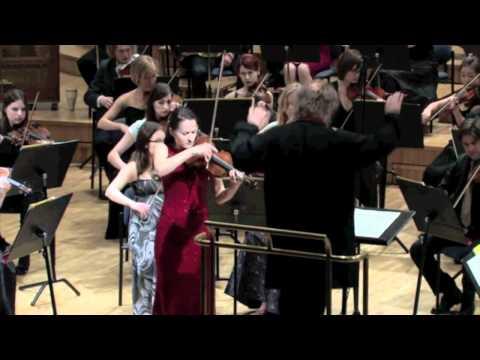B. Britten Violin Concerto | Magdalena Filipczak Part 1
