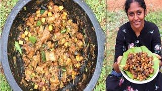 பள்ளிபாளையம் சிக்கன் வறுவல் || Pallipalayam chicken Recipe|| Spicy Hand Non Veg Recipe's ||