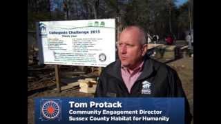 2012 Bike & Build Grantee - Sussex County Habitat for Humanity - Georgetown, DE