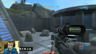 Ninja :: Halo Reach 1v1 Perfection [Pro Gamplay]