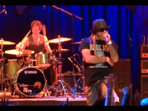 "Appetite For Destruction & Kid Rock - ""PARADISE CITY"" Live @ ThrottleFest 2015 House of Blues"