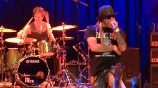 """Appetite For Destruction & Kid Rock - """"PARADISE CITY"""" Live @ ThrottleFest 2015 House of Blues"""