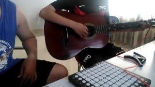 tôi có một nỗi buồn thật đẹp, guitar cover 2 thanh niên  =))