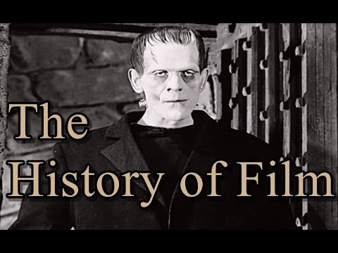 The History of Film from Jones International University
