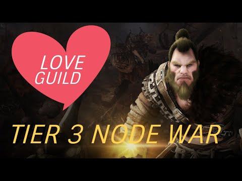 LOVE GUILD [BDM] Black Desert Mobile - NODE WAR TIER 3