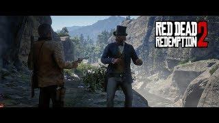 Red Dead Redemption 2 #08 - Kopfgeldjäger - GamerBaron
