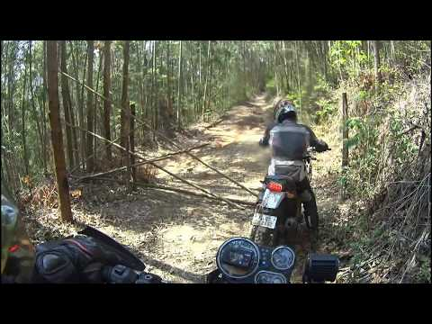 Offroading with himalayan