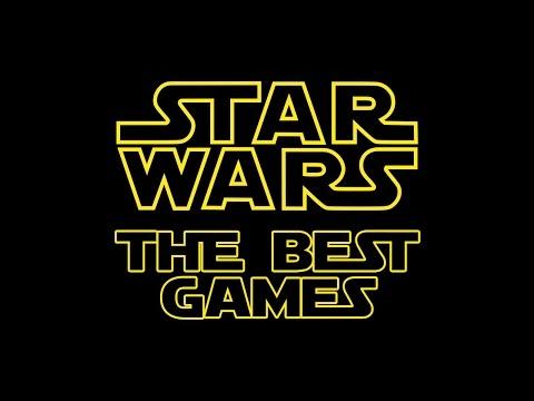Star Wars - лучшие игры по Звездным Войнам