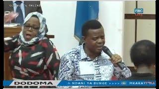 Mbunge alivyoimba Taarab Mbele ya Waziri Mkuu