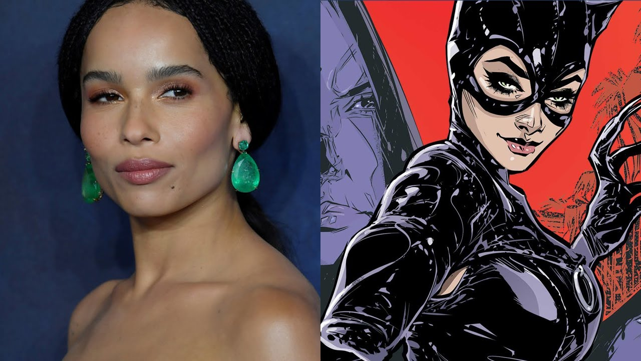 'The Batman' Finds Its Catwoman In Zo Kravitz