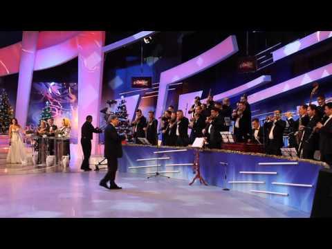 Big Band-ul Radio vs. Lăutarii din Chişinău (imagini filmate din spatele camerelor de luat vederi)