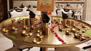 world biggest thali in india