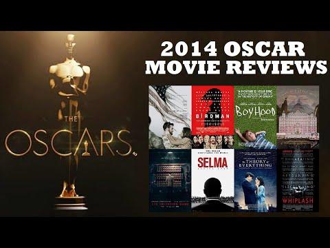 2014 OSCAR MOVIE REVIEWS - Trilbee Reviews