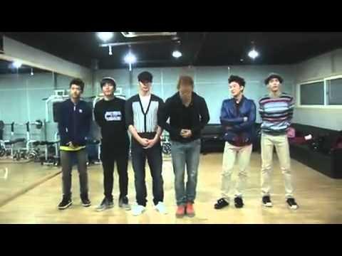 Dance version - I'll be back - 2PM