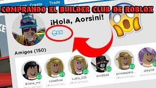 Acheter BC (Builder Club)😱😱😱 de faire un don robux l'autre semaine😊😊😊 ////Roblox////Aorsini Gamer