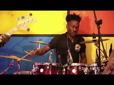 AFRO HARMONY PERFORM ON AFRICA'S GREATEST TALENTS