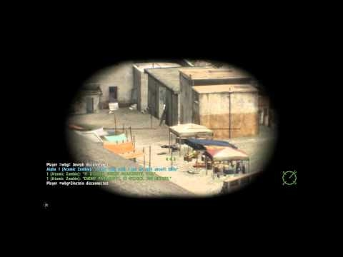 Arma 2 British Armed Forces DLC AS50 Sniping Online