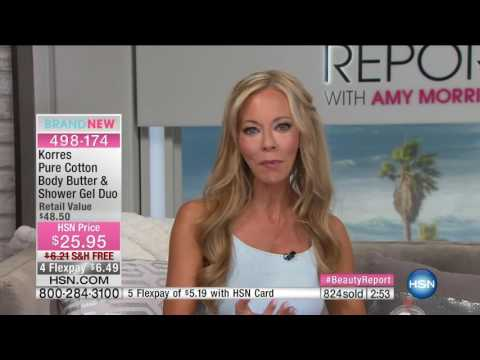 HSN | Beauty Report with Amy Morrison 07.14.2016 - 7 PM