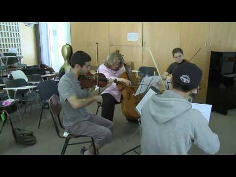 The Perlman Music Program in Jerusalem 2010: Merry Peckham