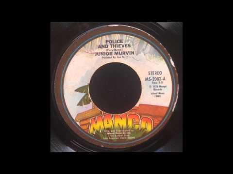 Junior Murvin - Police & Thieves 7