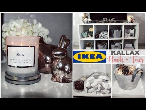 IKEA KALLAX Hack + Tour 🏡🌻 Smashing Darling x