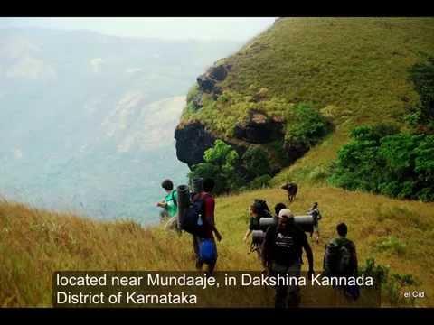 Bandaje Arbi Falls Mundaaje Karnataka Bandaje Arbi Waterfalls in Karnataka