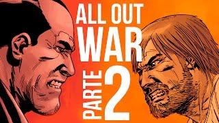 #5 GUERRA TOTAL Pt 2 (All Out War)   The Walking Dead   El Cuenta Cuentos   Gipsonn