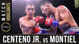 Centeno Jr. vs Montiel HIGHLIGHTS: December 21, 2019 | PBC on FS1
