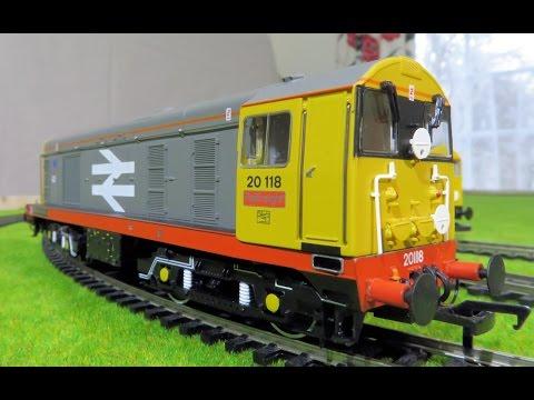 British Rail Class 20 Diesel Electric locos (OO gauge)