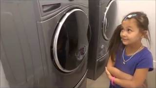 Whirlpool front loading washer dryer review WFW85HEFC1