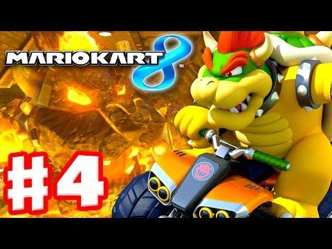 Mario Kart 8 - Gameplay Part 4 - 50cc Special Cup (Nintendo Wii U Walkthrough)