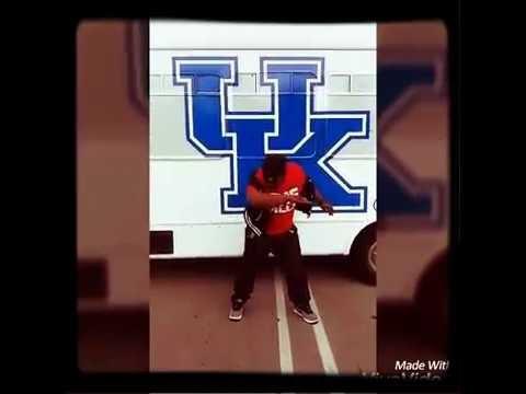 True Louisville fan on UK campus