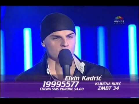 Elvin Kadrić Kadra ZMBT5 - Top19 Aida