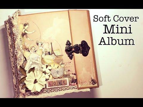BoBunny Charmed Mini Album DT for ASC Supplies
