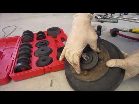Rear wheel bearing replacement Suzuki Swift 2005 by Home Handymen Mechanic using basic tools
