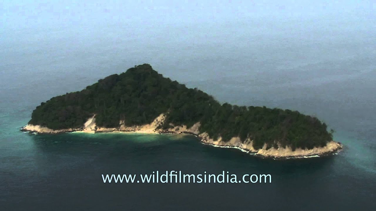 Exquisite aerial view of the andaman and nicobar islands for Andaman and nicobar islands cuisine