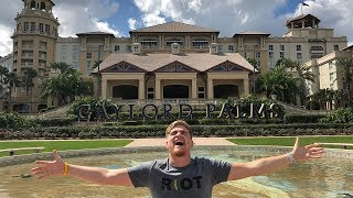 The Gaylord Palms Orlando- Ultimate Hotel Review!