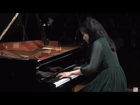 Miyako Arishima – Chopin Piano Competition 2015 (preliminary round)