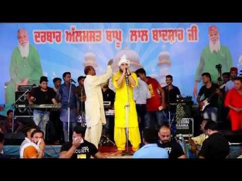 Mela Nakodar 2016 || Almast Bapu Lal Badshah Ji || NINJA || Full Live Show 2016