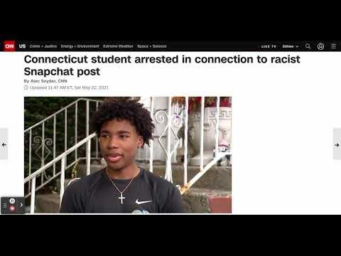 Black teenager in Fairfield Connecticut Update