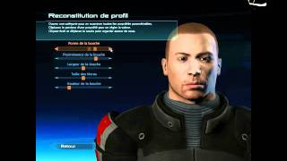 Prologue Mass Effect : Forme de la bouche