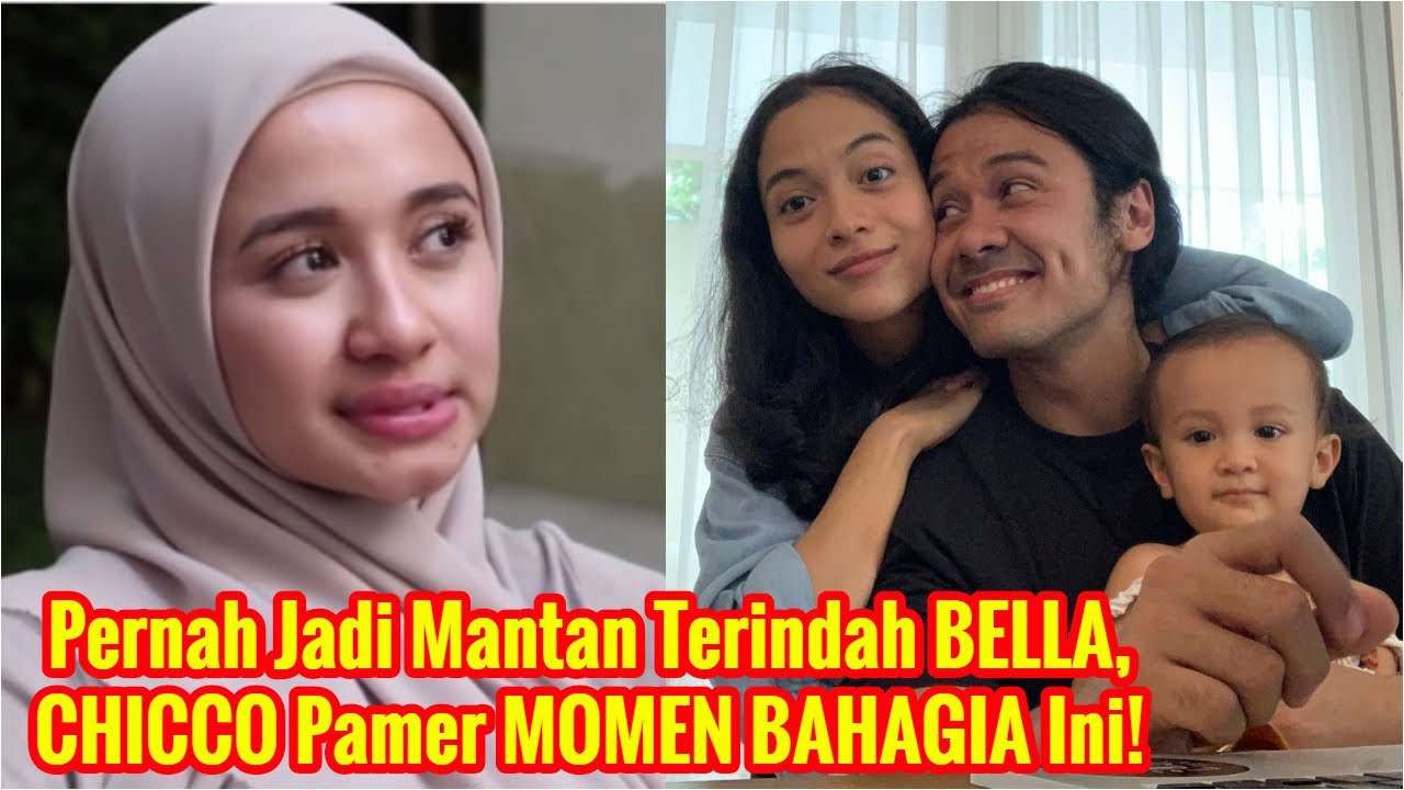 BEDA NASIB Dari LAUDYA CYNTHIA BELLA, CHICCO 'Mantan Terindah' Pamer Pernikahan BEBAS DRAMA!