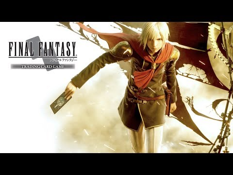 EVERY FINAL FANTASY TYPE-0 CARD! [FFTCG]