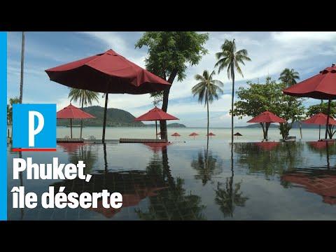 Covid-19 : privée de touristes, Phuket est en crise