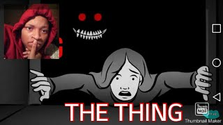 """Snarled reaction video """"The Thing"""""""