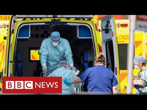 """Warning that UK risks """"catastrophe"""" with record number of new Covid infections - BBC News"""