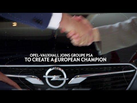 PSA Peugeot Citroen Welcomes Opel-Vauxhall